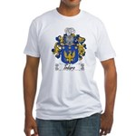 Todaro Family Crest Fitted T-Shirt