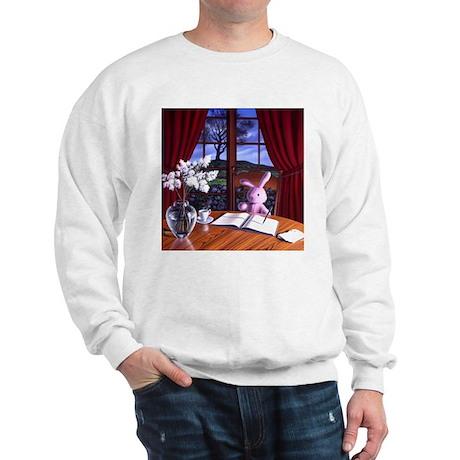 Aunt Dimity's Death Sweatshirt