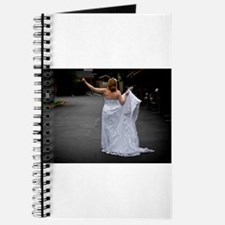 Bride Hitchhike Horizontal Journal