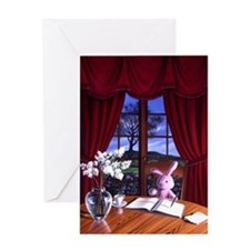 Aunt Dimity's Death Greeting Card