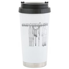 C. elegans Lineage Travel Mug