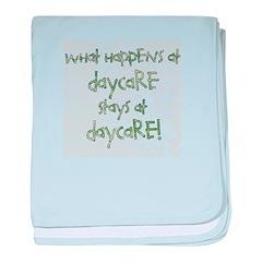 Daycare Infant Blanket