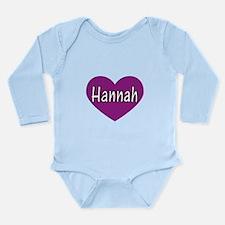 Hannah Onesie Romper Suit