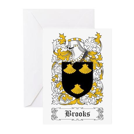 Brooks Greeting Cards (Pk of 10)