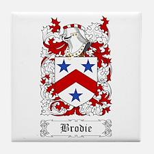 Brodie Tile Coaster