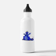 Dragon Drinking Tea Water Bottle