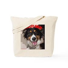 Aussies Rule! Tote Bag
