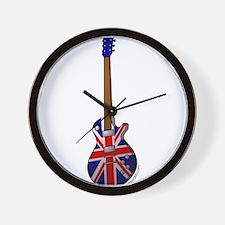 Unique British rock Wall Clock