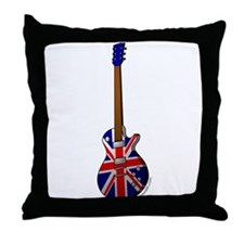 Funny Suede Throw Pillow