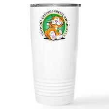 Gastroparesis Cat Travel Mug