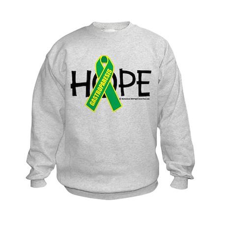 Gastroparesis Hope Kids Sweatshirt