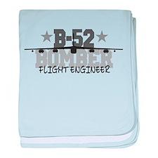 B-52 Aviation Flight Engineer Infant Blanket