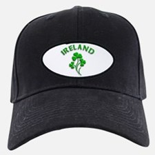 Ireland Luck with Shamrocks Baseball Hat
