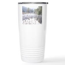 Misty Daybreak Travel Mug