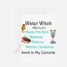 Water Witch Greeting Cards (Pk of 20)