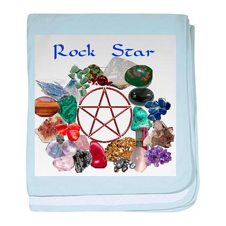 Rock Star Infant Blanket