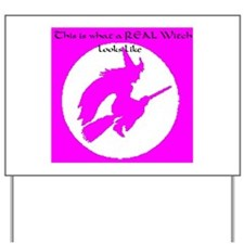 Witches' Pride 14 Yard Sign