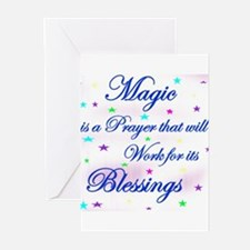 Magic is.... Greeting Cards (Pk of 20)
