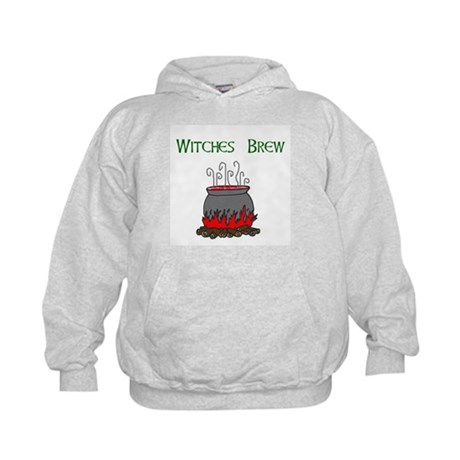 Witches Brew Kids Hoodie