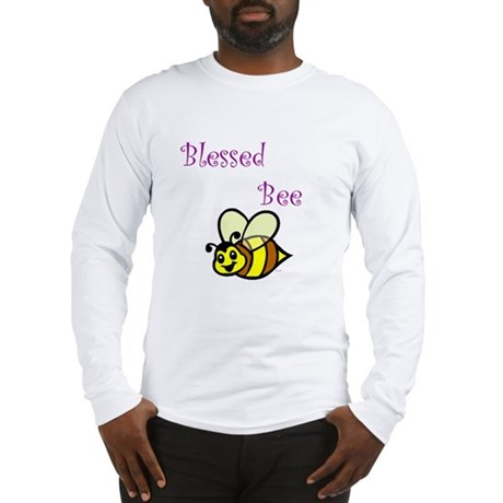 Blessed Bee Long Sleeve T-Shirt