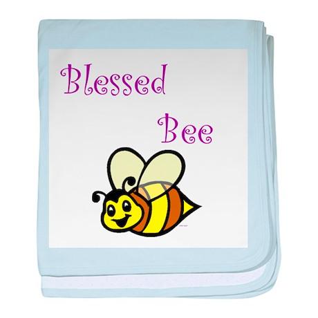 Blessed Bee Infant Blanket