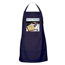 Witchy Woman too Apron (dark)