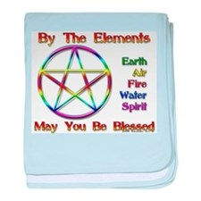 Elemental Blessing Infant Blanket