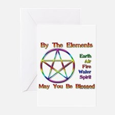Elemental Blessing Greeting Cards (Pk of 20)