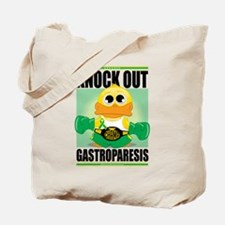 Knock Out Gastroparesis Tote Bag