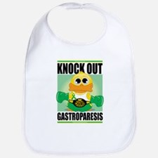 Knock Out Gastroparesis Bib