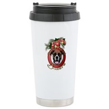 Christmas - Deck the Halls - Boxers Travel Mug