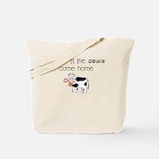 Craftin' Cows Tote Bag