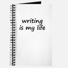 Writing is My Life Journal