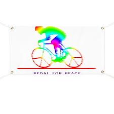 Unique Bicycle racing Banner