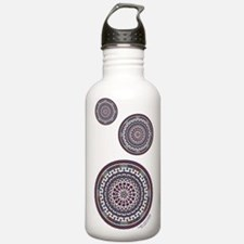 Connected Independence Water Bottle