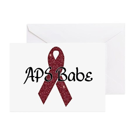 APS Babe Greeting Cards (Pk of 20)