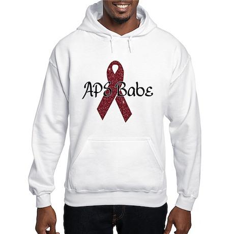 APS Babe Hooded Sweatshirt
