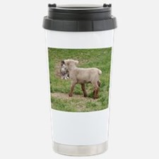 Lamb & Kitty Stainless Steel Travel Mug