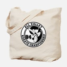 All Valley Karate Championshi Tote Bag