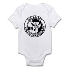 All Valley Karate Championshi Infant Bodysuit