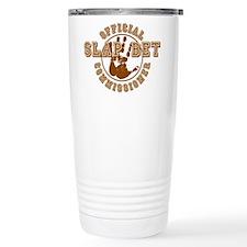 Slap Bet Commissioner Ceramic Travel Mug
