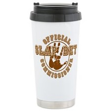Slap Bet Commissioner Travel Mug