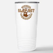 Slap Bet Commissioner Travel Mug