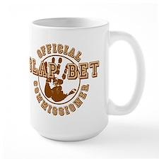 Slap Bet Commissioner Mug