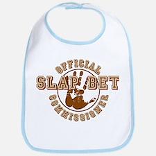 Slap Bet Commissioner Bib