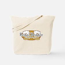 Regal Beagle Tote Bag