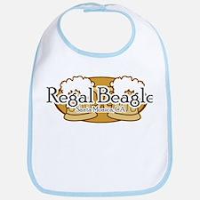 Regal Beagle Bib