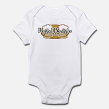 Regal Beagle Infant Bodysuit
