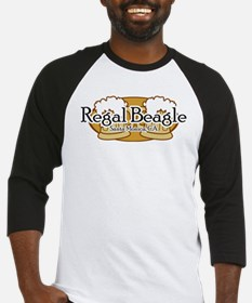 Regal Beagle Baseball Jersey