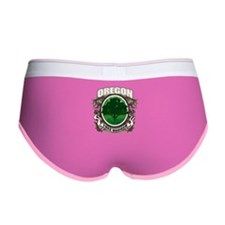 Tree Hugger Oregon Women's Boy Brief